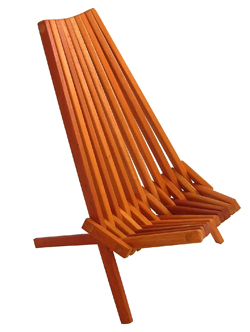 Baby Clam Chair, Belize Gifts, Belize